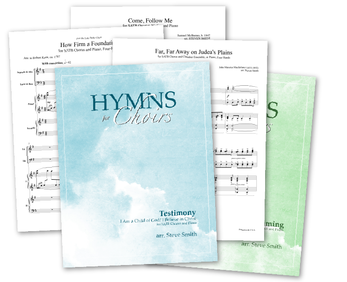 FREE LDS Sheet Music for Ward Choirs from Soundsmith Music